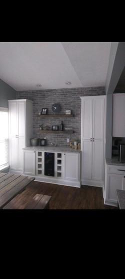 1 full kitchen remodel 2