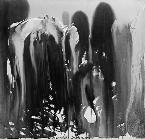 Varangeville noir et blanc