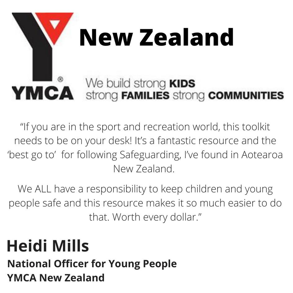 YMCA National Testimonial