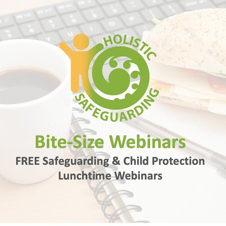 Bite-Size Webinar - A Safeguarding Code of Conduct