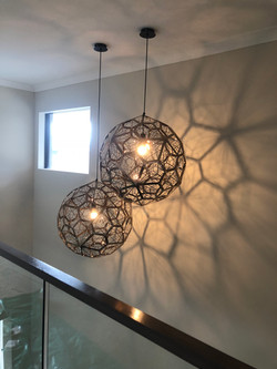 Electrician Install Pendant