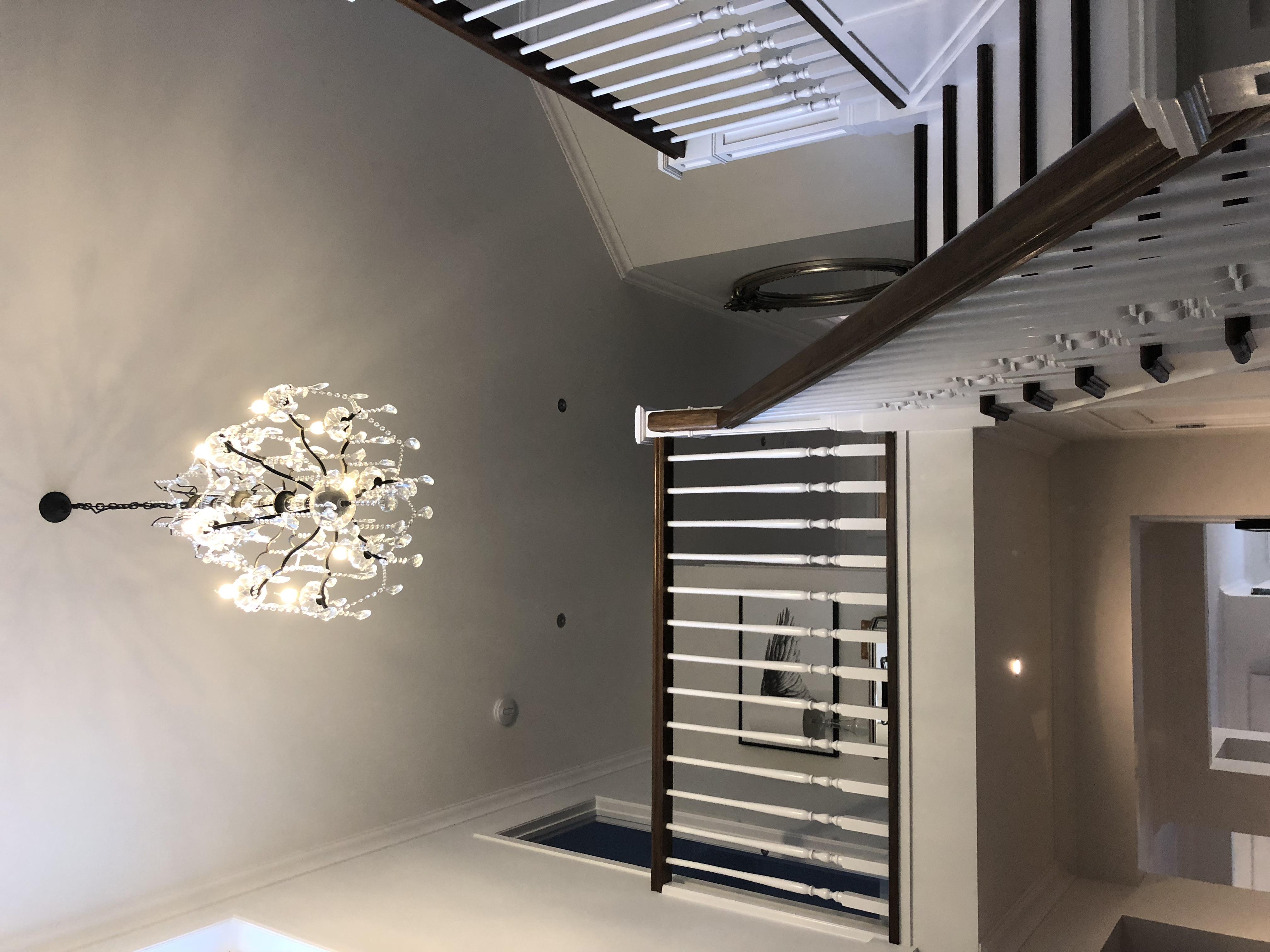 Electrician Staircase Pendant