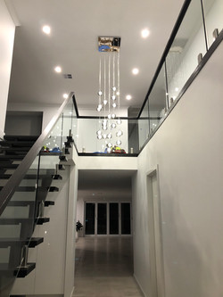 Electrical to install Chandelier