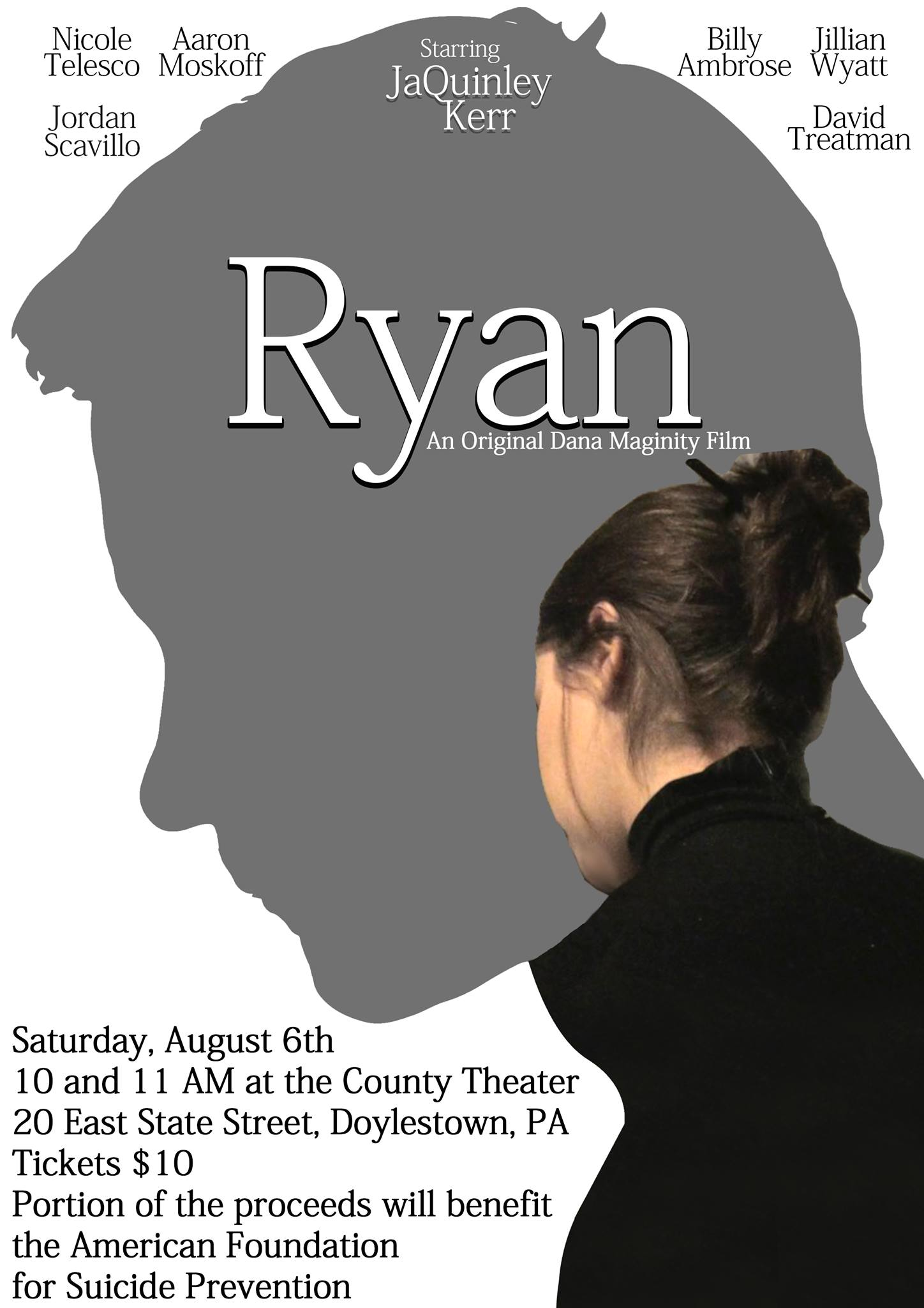 Ryan premiers at The County Theater