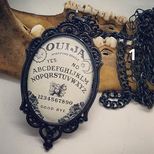 Large 30x40mm Ouija Necklaces