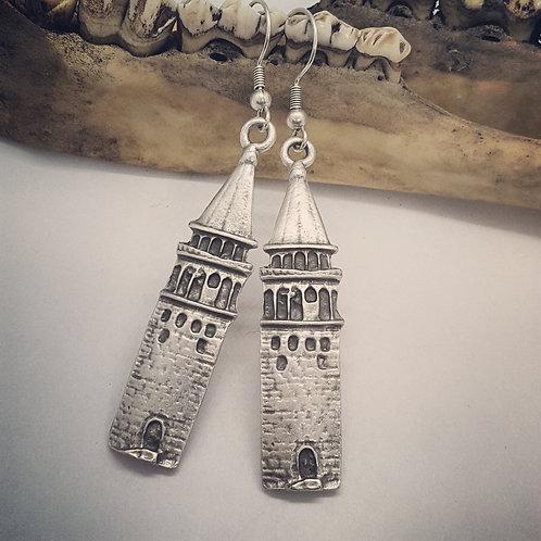 Fairytale Castle Earrings