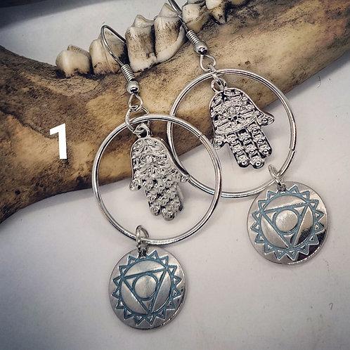 Chakra Earrings
