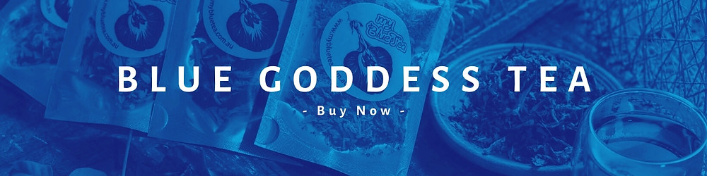 How's that for attracting good luck. Buy Blue Goddess Tea 蓝铁观音 now.