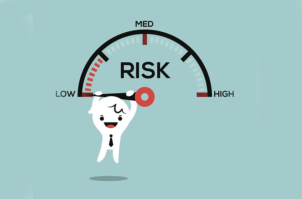 Risk cartoon