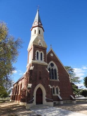 St Andrew's Presbyeterian Church, Invere