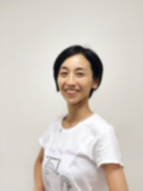由起 Yuki is a Pilates instructor wit My Body My Pilates