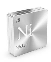 Image of Nickel element from the periodic table. Samso Insights