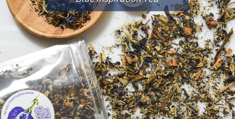 Blue Inspiration Tea_MY BLUE TEA