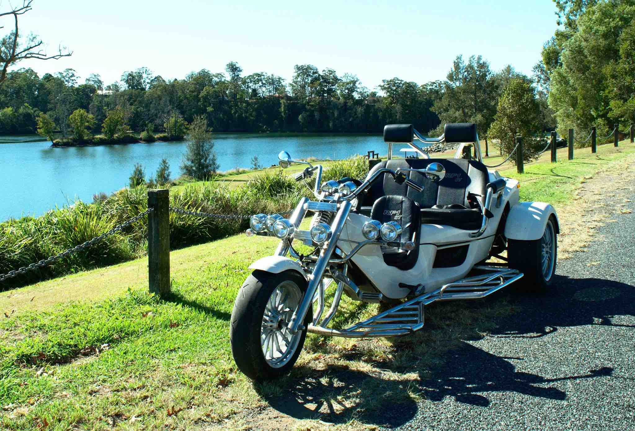 Buy your Port Macquarie trike ride gift voucher
