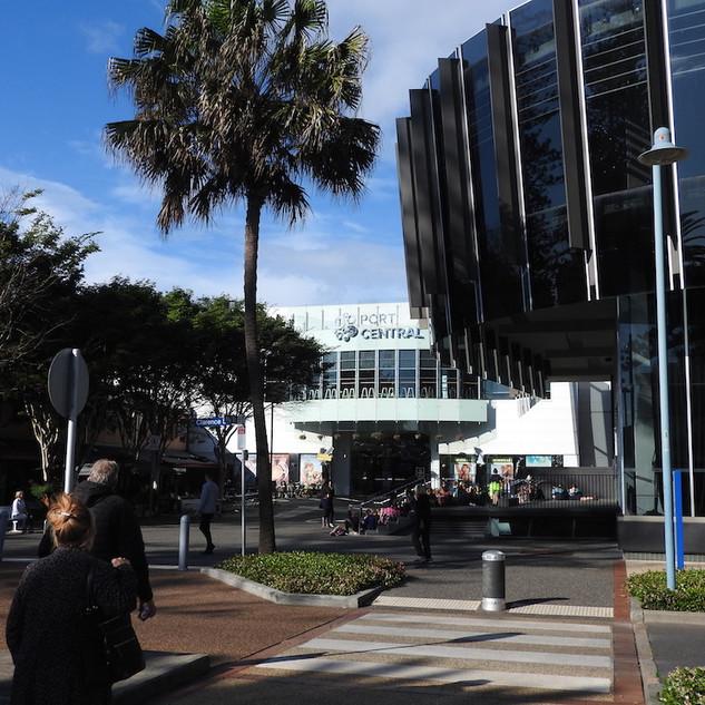 Port Central Shopping Centre