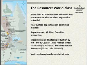 A world-class region. (source Canada Natural Resource)