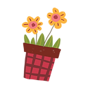 Flowering pot - TG_s Child Care Play Boo