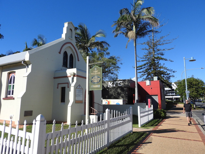 KFC Port Macquarie