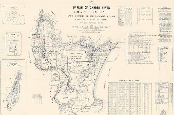 Parish of Camden Haven - nla.obj-5921547