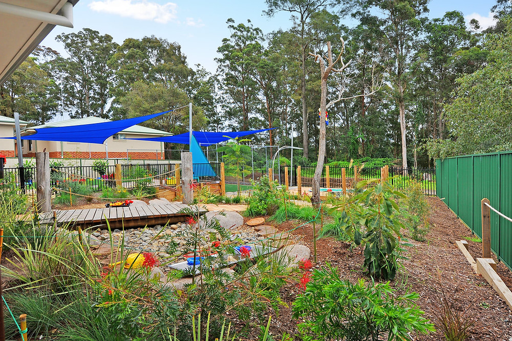 TG's award-winning outdoor playscape is recognised Australia-wide