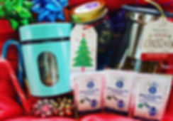 My Blue Tea Christmas Collection