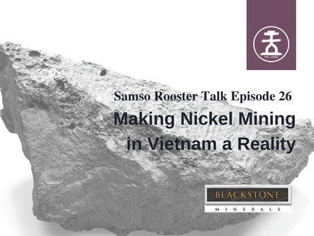 Making Nickel Mining in Vietnam a Reality: Blackstone Minerals Limited (BSX)