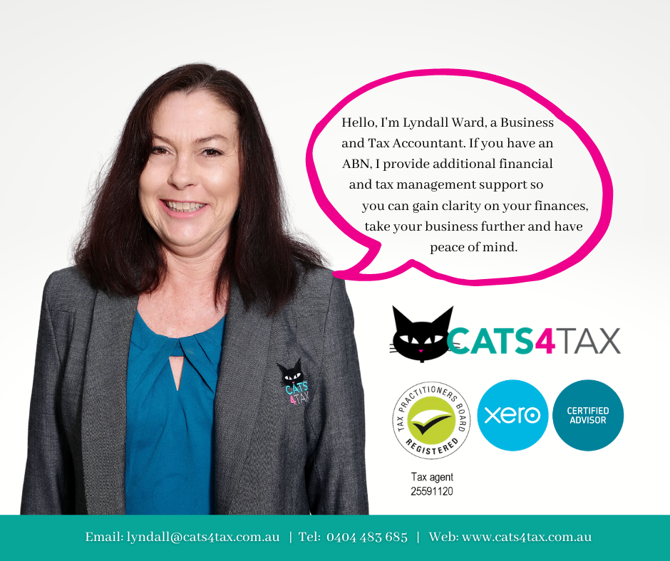 Lyndall Ward, Business and Tax Accountant, Port Macquarie, CATS4Tax, feature story by Brilliant-Online