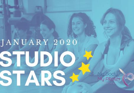 Presenting January's Studio Stars!