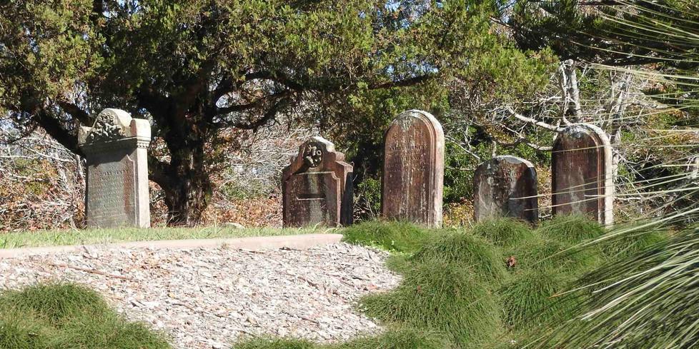 PM Historic Cemetery 3 - SOHI - Port Mac
