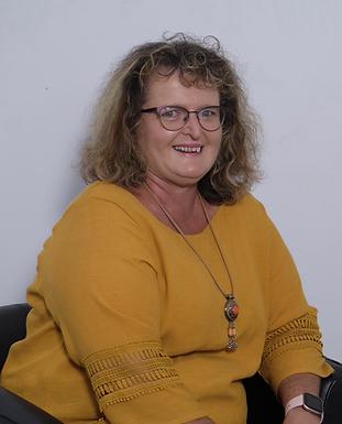 Chrissy Jones, MBF Membership Secretary.heic