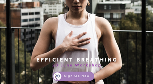 Learn to utilise all of your breathing with Efficient Breathing workshop from My Body My Pilates