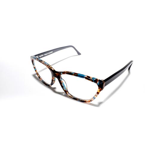 Handcrafted optical frames