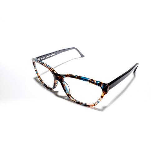 Handcrafted optical frames