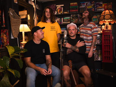After Dark Scuffs Live On The Dark Alley Sessions