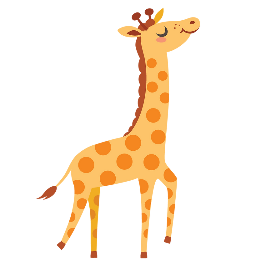 Giraffe - TG_s Child Care Play Book_Icon