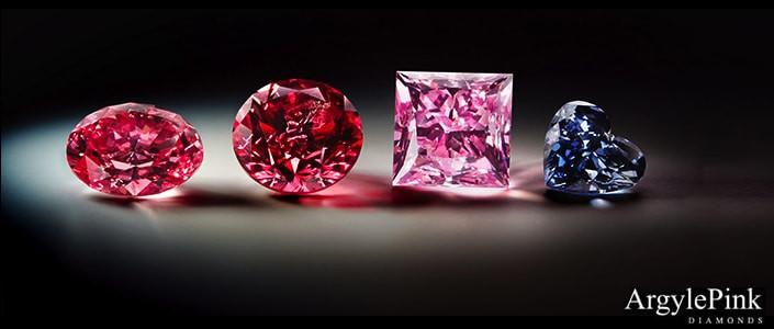 Argyle pink diamonds. (source:xennoxdiamonds.com.au)