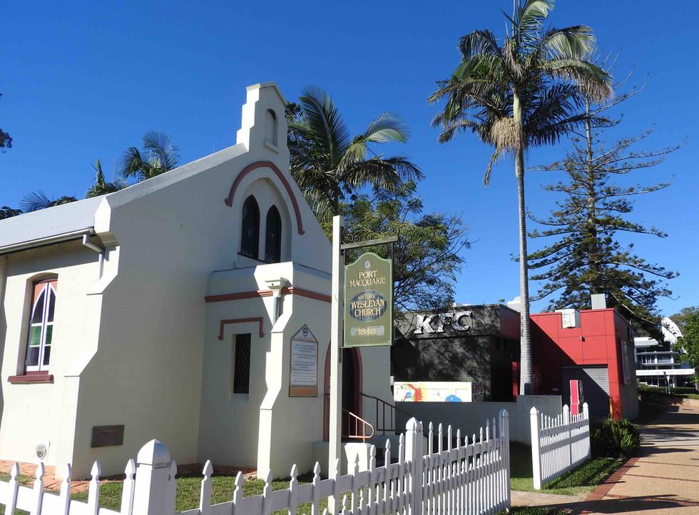 KFC 5 - SOHI - Port Macquarie Hastings H