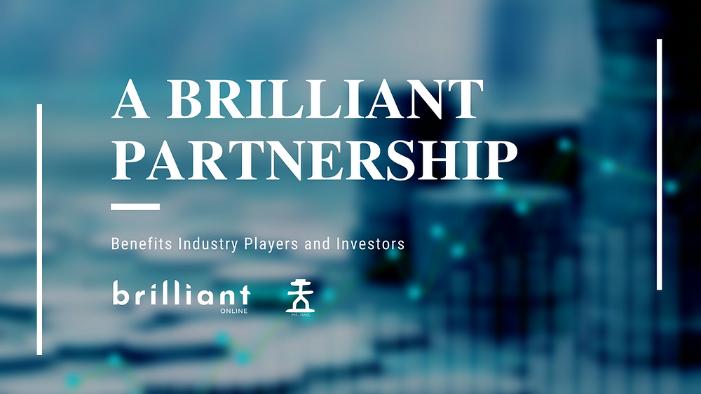 A Brilliant-Samso partnership that benefits industry players and investors