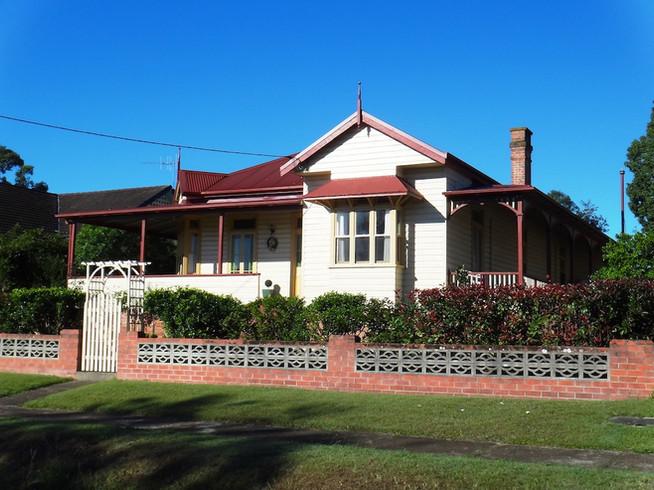 Wingham Residence