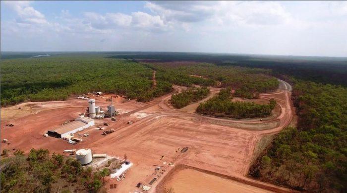 Metro Mining Bauxite Hills Mine site (Source: Metro Mining)