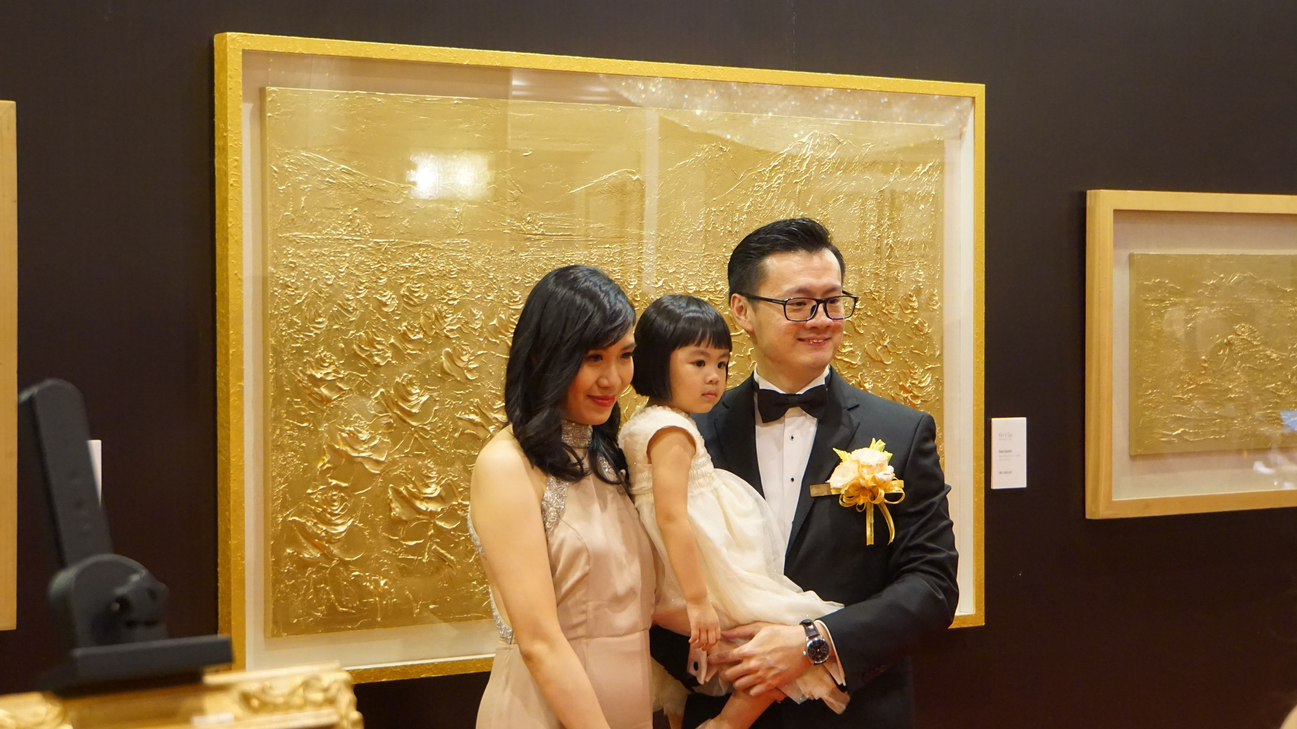 Michael Teh & Alison Yeo