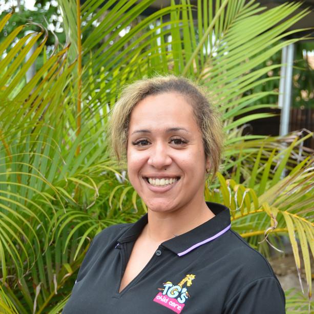Alicia Moody, Centre Manager at TG's Ura