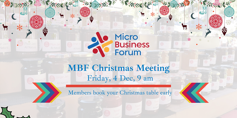 Christmas Meeting: A good sales conversation is about giving not asking.