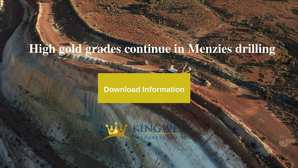 High gold grades continue in Menzies drilling | Coffee With Samso Episode 67