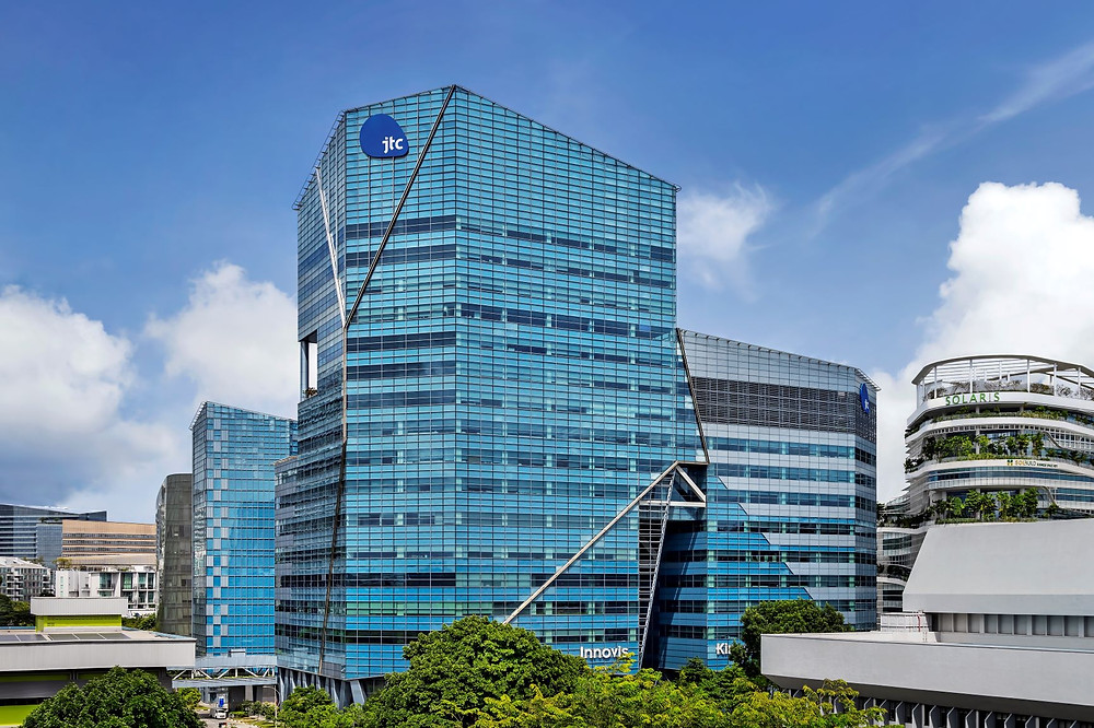 Fusionopolis Phase 2A contains Singapore's largest research and development (R&D) cleanroom facility. PM Link Pte Ltd.