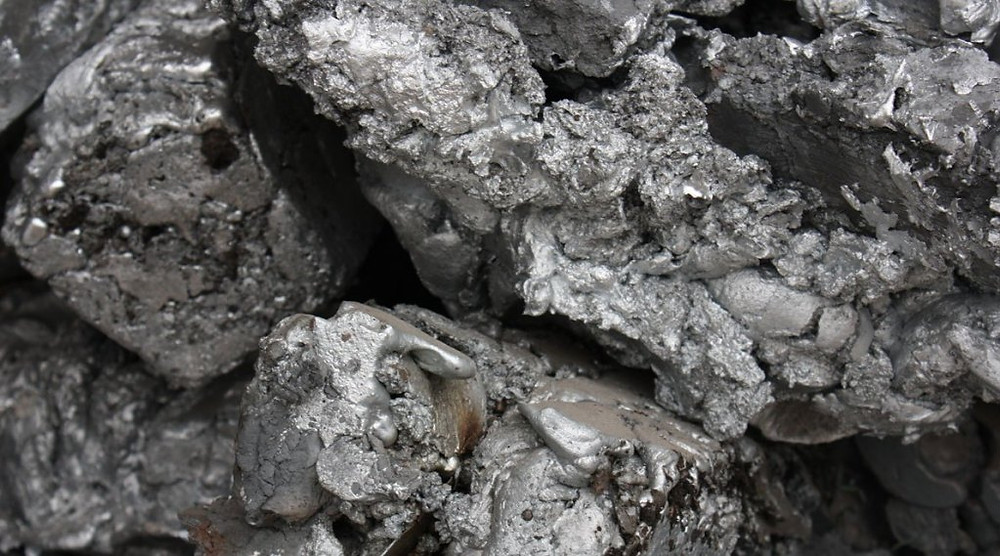 Zinc (Source:Nevada Zinc)