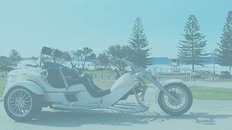 Beach to Bush Trike Tours, the only trik
