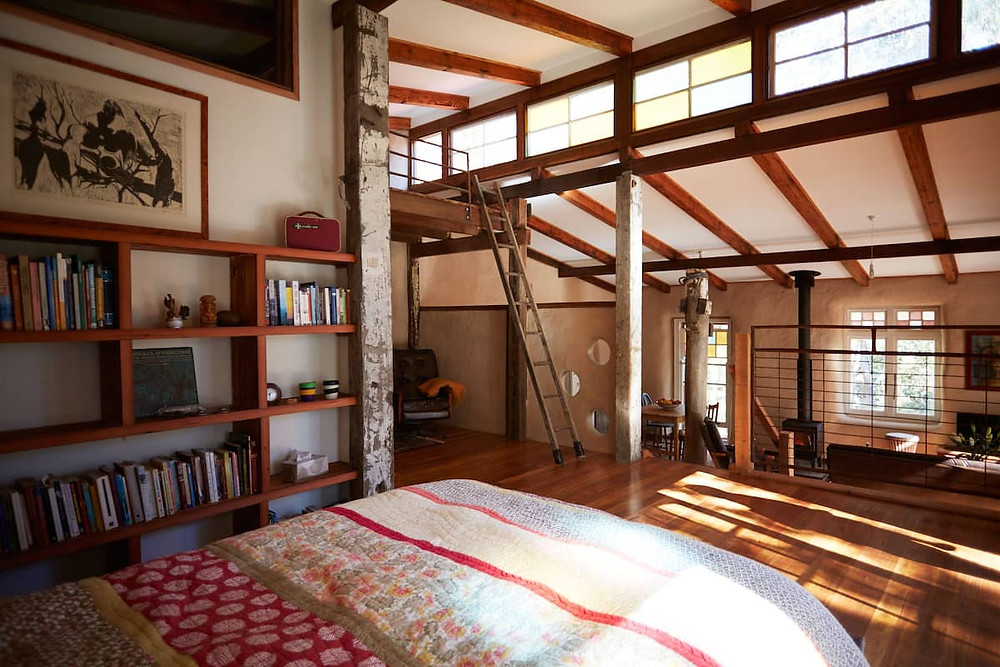 Strawbale Cottage featured on Brilliant Online