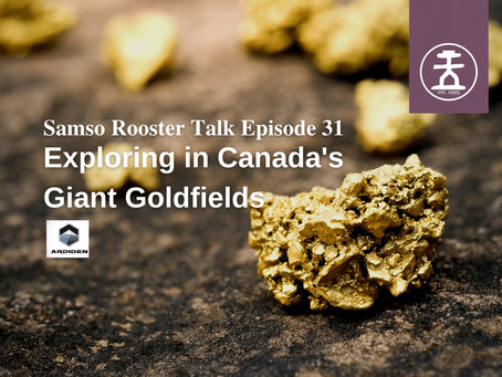 Exploring in Canada's Giant Goldfields: Ardiden Limited (ADV)