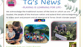 TG's Armidale March 2021 News
